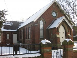 Whiteley Green Primitive Methodist Chapel, Cheshire