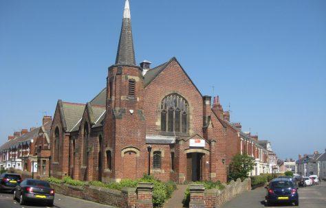 Whitley Bay Oxford Street Primitive Methodist Church