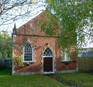 Wigmore 1863 Primitive Methodist Chapel 2013 | R Beck