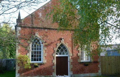 Wigmore Primitive Methodist Chapel 1863