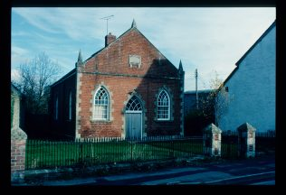 Chapel in November 1990 | David Hill