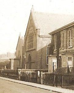 Willaston Primitive Methodist Chapel, Nantwich