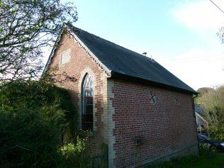 Willey Primitive Methodist Chapel 2013 | R Beck