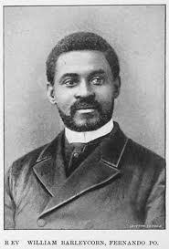 William N. Barleycorn, Primitive Methodist Missionary on Fernando Po. | unknown