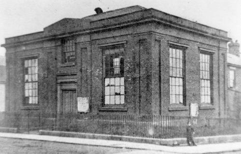 Sunderland; Williamson Terrace PM Chapel