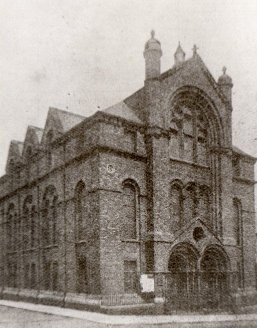 The 2nd Williamson Terrace PM Chapel, Sunderland | Newcastle upon Tyne District Archives
