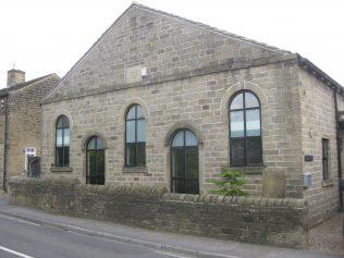 Wilsden near Bingley (Zion) PM Chapel West Yorkshire