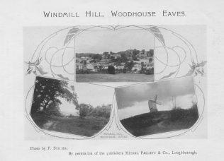 Windmill Hill postcard | Centenary Camp Meeting Souvenir Handbook
