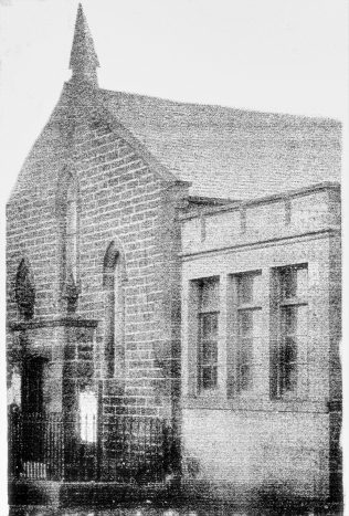 Windy Nook PM Chapel, Gateshead | Bede Circuit Archive Collections
