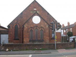 Winnington Primitive Methodist Chapel Cheshire