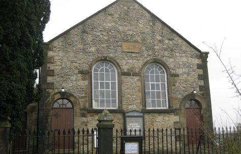 Winster Primitive Methodist Chapel, Derbyshire