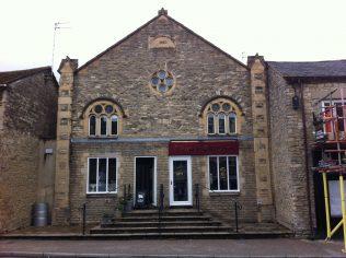 Witney 1869 Primitive Methodist chapel | Christopher Hill July 2017
