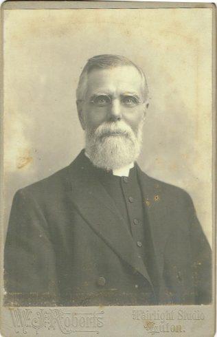 Rev William Goodman, Luton | Englesea Brook Museum 10.04