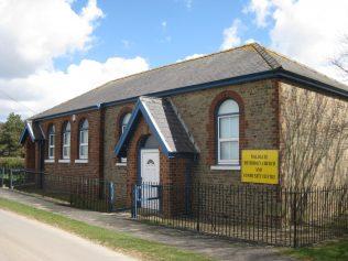 Haisthorpe Primitive Methodist Chapel East Yorkshire