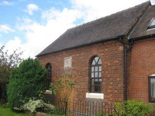Wollerton Wood Primitive Methodist Chapel Shropshire