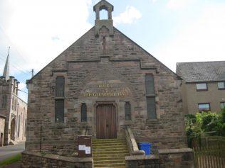 Wooler Primitive Methodist Chapel Cheviot Street Northumberland