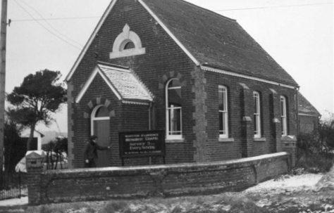 Wootton St Lawrence, Hants