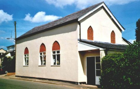 Bournheath Primitive Methodist Chapel, Bromsgrove, Worcestershire