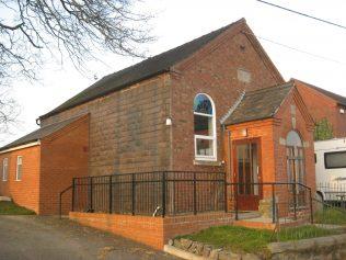 Worthen (Mount Zion) PM Chapel Shropshire