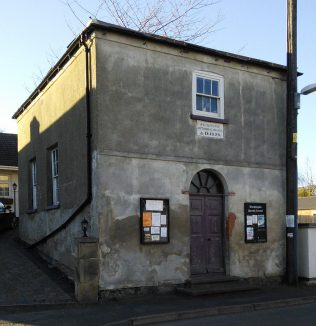 Worthington Primitive Methodist chapel | Christopher Hill March 2014