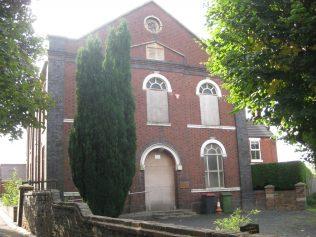 Wrockwardine Wood PM Chapel Shropshire