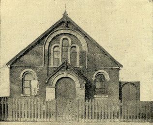Wroughton Road Primitive Methodist chapel | Handbook of the Brinkworth and Swindon Centenary District Synod