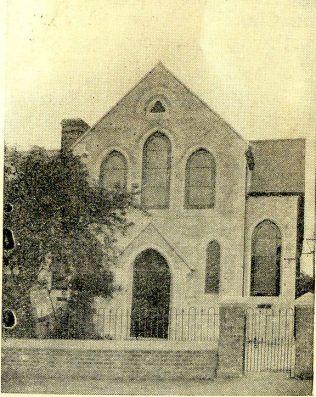 Wroughton Primitive Methodist chapel   Handbook of the Brinkworth and Swindon Centenary District Synod