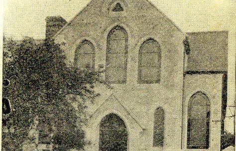 Wroughton Primitive Methodist chapel