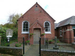 Wyson Primitive Methodist Chapel 2013 | R Beck