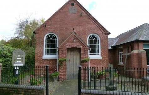 Wyson Primitive Methodist Chapel