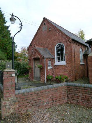 Wyson PM Chapel | R Beck
