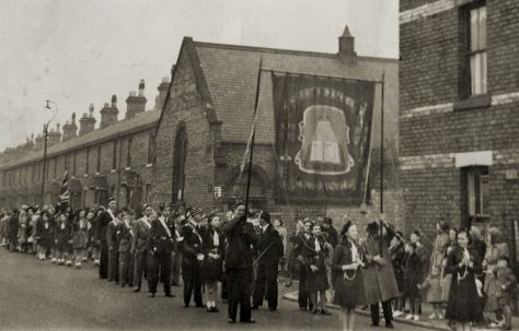 South Shields Wenlock Road Primitive Methodist Chapel