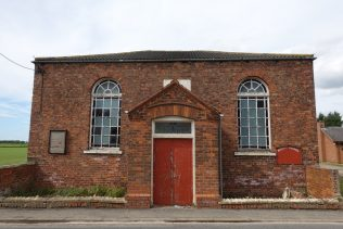 Whitgift Primitive Methodist chapel