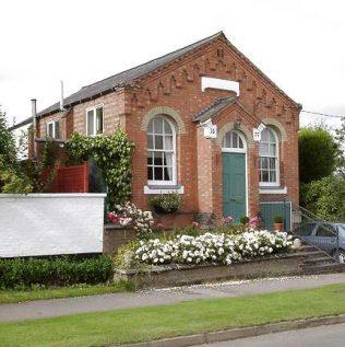 Willoughby Waterleys Primitive Methodist Church Leics.