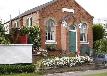 Willoughby Waterleys Primitive Methodist Church Leics.
