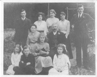 The Yarham Family