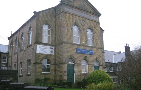 Yeadon Primitive Methodist Chapel Yorkshire