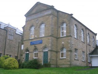 Yeadon Primitive Methodist Chapel Yorkshire