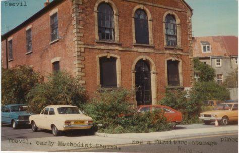 Yeovil South Street Primitive Methodist chapel