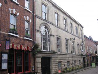 York; Ebenezer PM Chapel, Little Stonegate