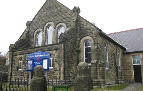 Youlgreave Primitive Methodist Chapel Derbyshire