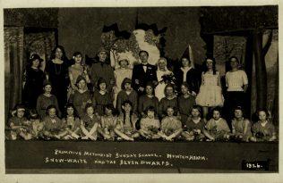 Newton Heath PM Sunday School 1926